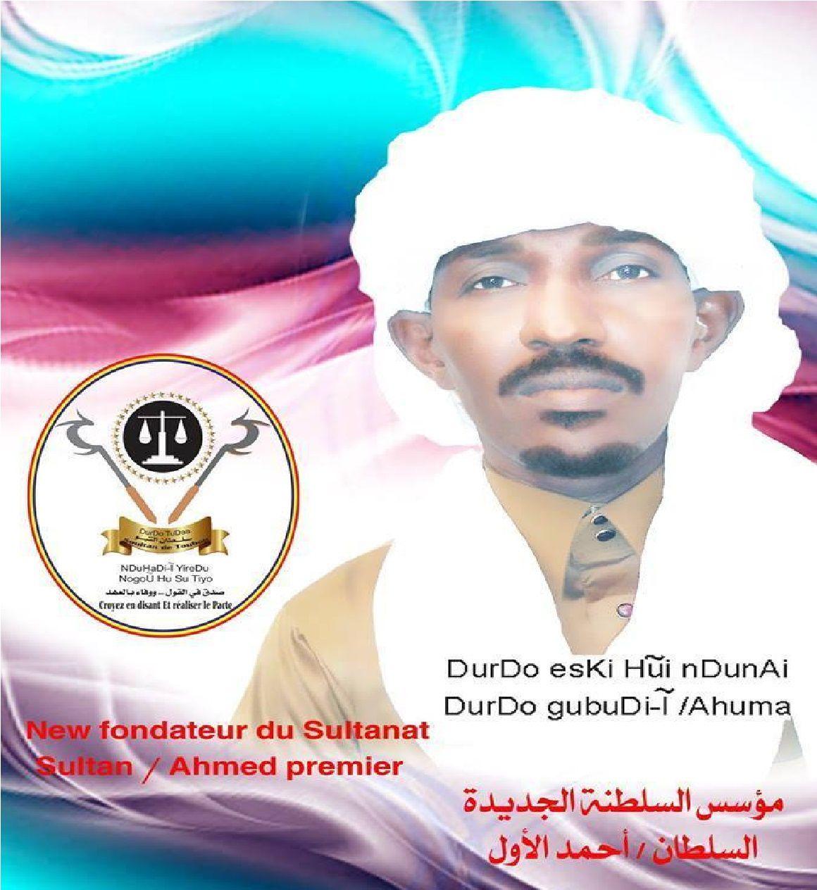 M.Ahmat Houkami désigné sultan de la communauté Toubou