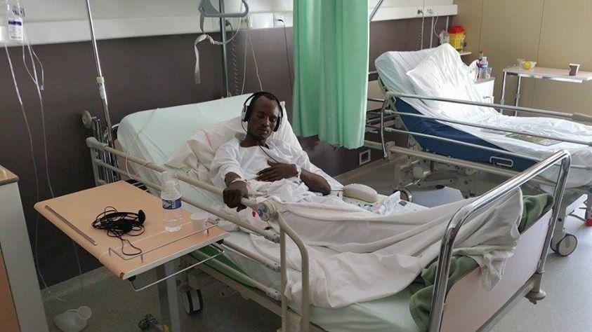Urgentissime: Mahamat Saleh Markousse violemment agressé