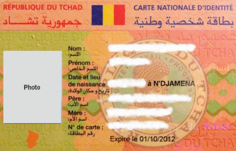 Le changement de la carte d'identité nationale inquiète  les Tchadiens