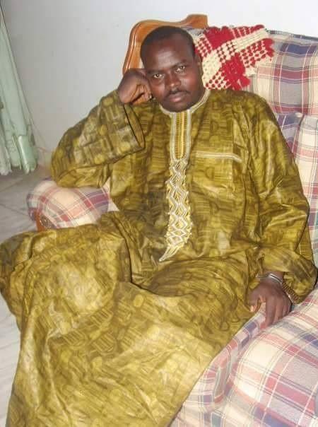 Nécro: condoléances attristées d'Ali Adji à la famille Ali Gadaye