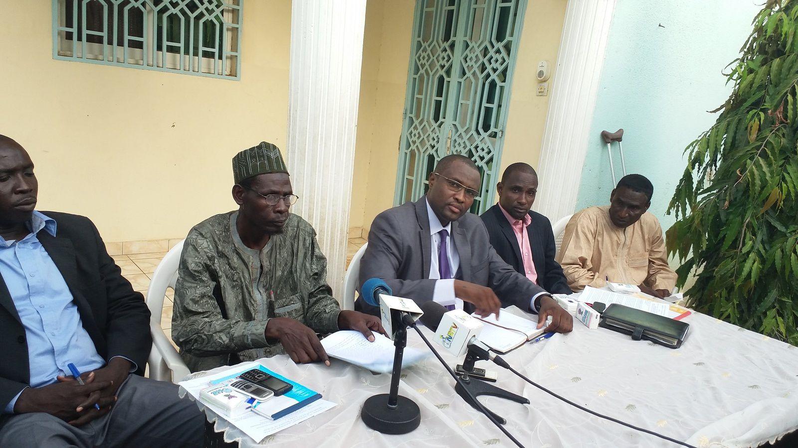 Tchad: la COPRAT débout pour le changement en 2016