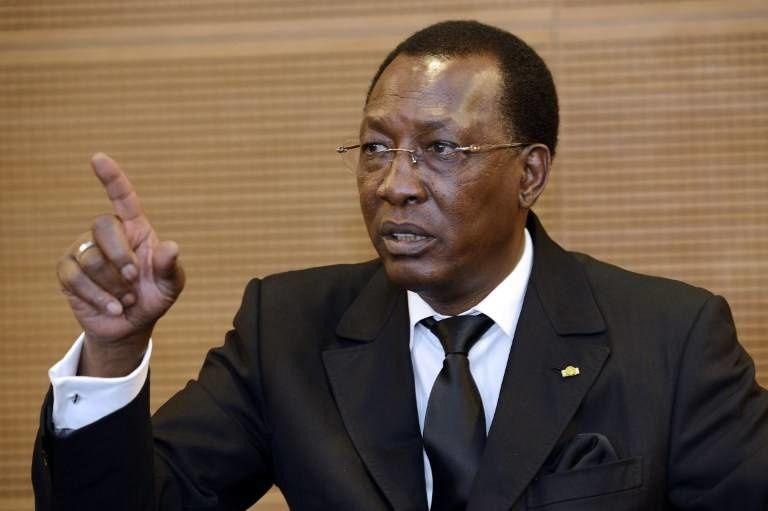 Tchad : Idriss Deby développe de l'antipathie pour la France et l'Europe