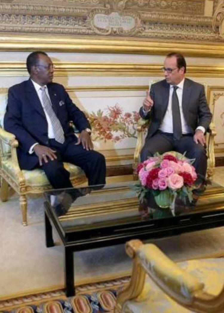France-Tchad: les coulisses d'une diplomatie à sens unique
