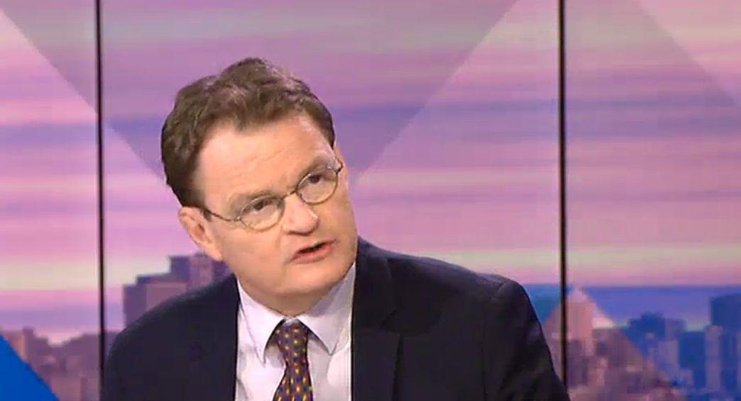 Le journaliste, Christophe Boisbouvier