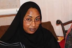 Dakar: Mariam Hassan Djamous très nerveuse à la barre