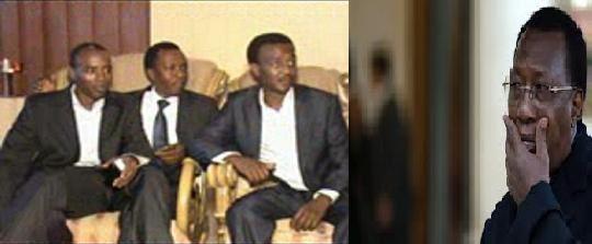 Tchad : le colonel  Adam Idriss Deby exilé spirituel en Egypte
