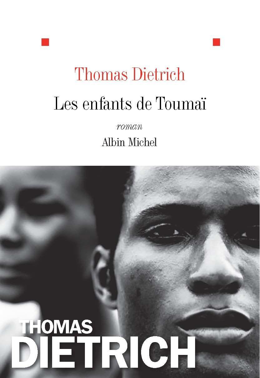 """Invitation à la présentation du livre de Thomas Dietrich sur le Tchad"""" Les enfants de Toumaï"""""""