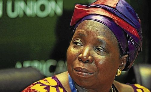 Madame Nkosazana DLAMINI-ZUMA