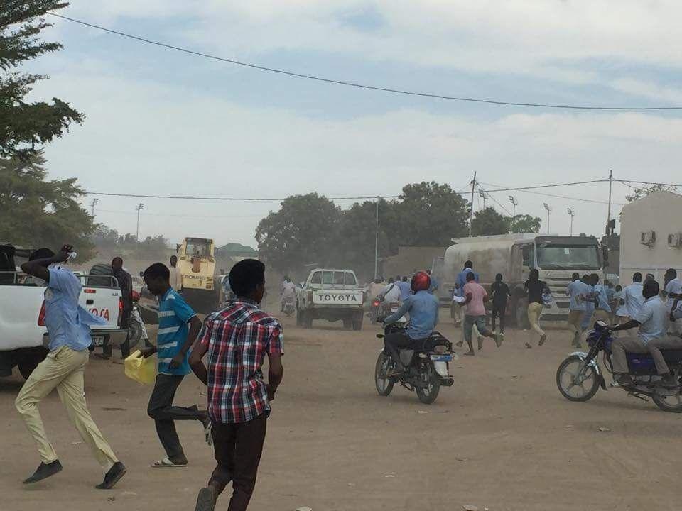 Le viol d'une lycéenne de 17 ans déclenche une vague de manifestations au #Tchad