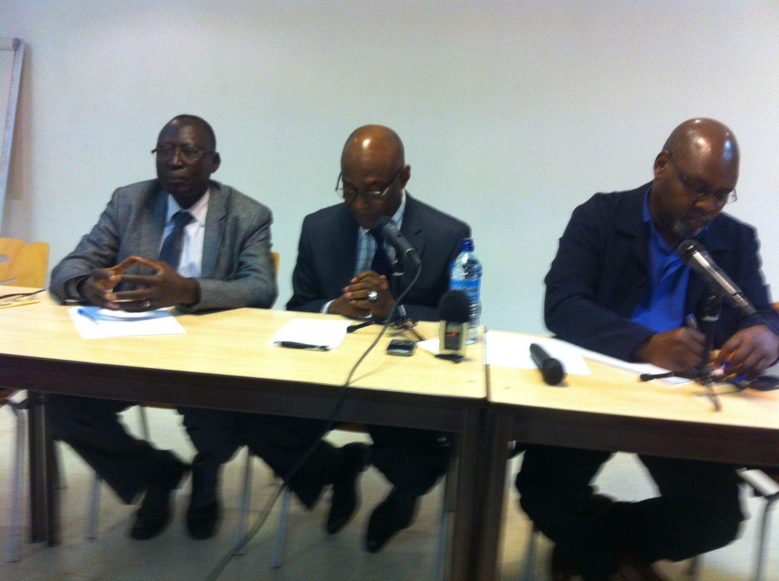 Conférence de presse de Saleh Kebzabo à Paris samedi