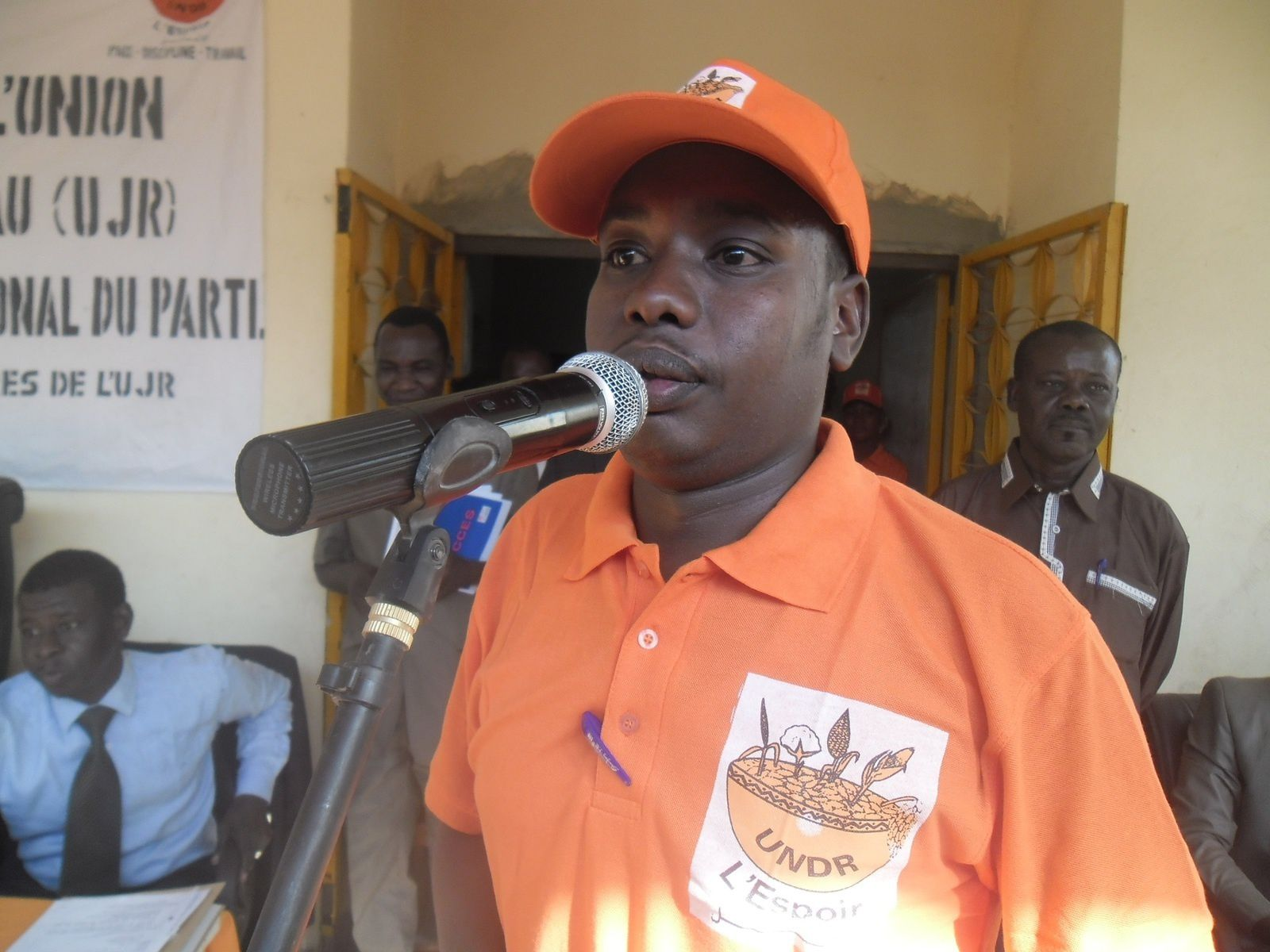 Coup dur pour l'Undr Opposition: Mahamat Tahir Korom Bodoloumi, président de l'UJR, échappe à une tentative d'enlèvement!