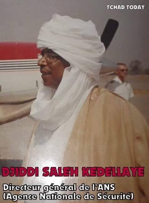 Djidi saleh, DG de l'ANS, rattrapé par son zèle