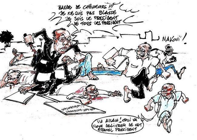 Tchad: Message du journaliste MAHAMAT ALI KALYANI au peuple