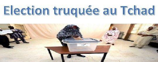 Tchad: ELECTION TRUQUEE, JOUEE D'AVANCE, OU RIPOSTE COLLECTIVE DU MONDE DU TRAVAIL ET MOBILISATION POPULAIRE POUR IMPOSER DES AVANCEES REELLES, TANT POLITIQUES QUE SOCIALES?