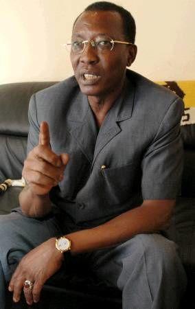 Adré : les proches du Président Idriss Deby monopolisent le département