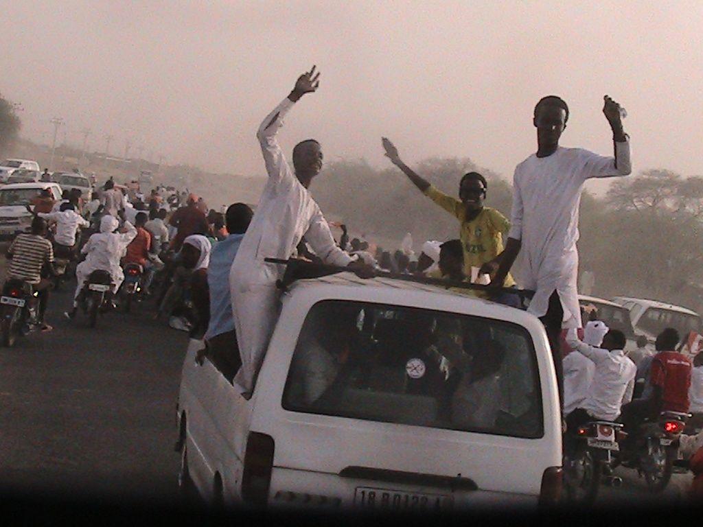 Présidentielle 2016 au Tchad: Idriss Deby rejetté,  Saleh Kebzabo plébiscité