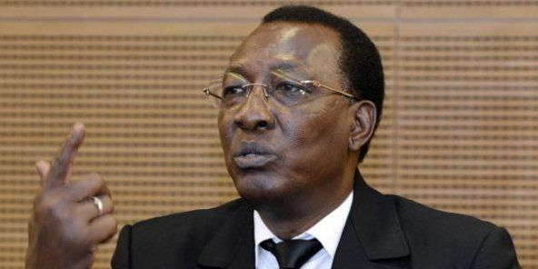 Tchad: réaction d'indignation contre Idriss Deby