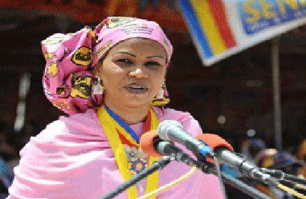 Présidentielle au Tchad, la présence de Hinda agace