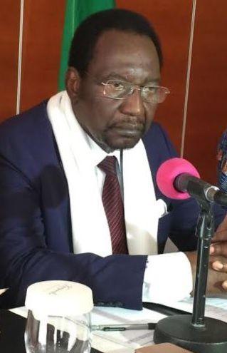 Dioncounda Traoré, chef de la mission d'observation de l'OIF et UA Tchad (VOA)