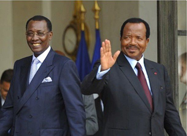 Solidarité entre dictatures africaines : Paul Biya félicite Idriss Deby