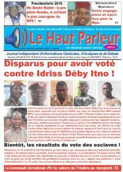 Tchad: des militaires disparus pour n'avoir pas voté Deby