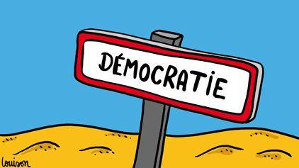 Un poème consacré à la démocratie
