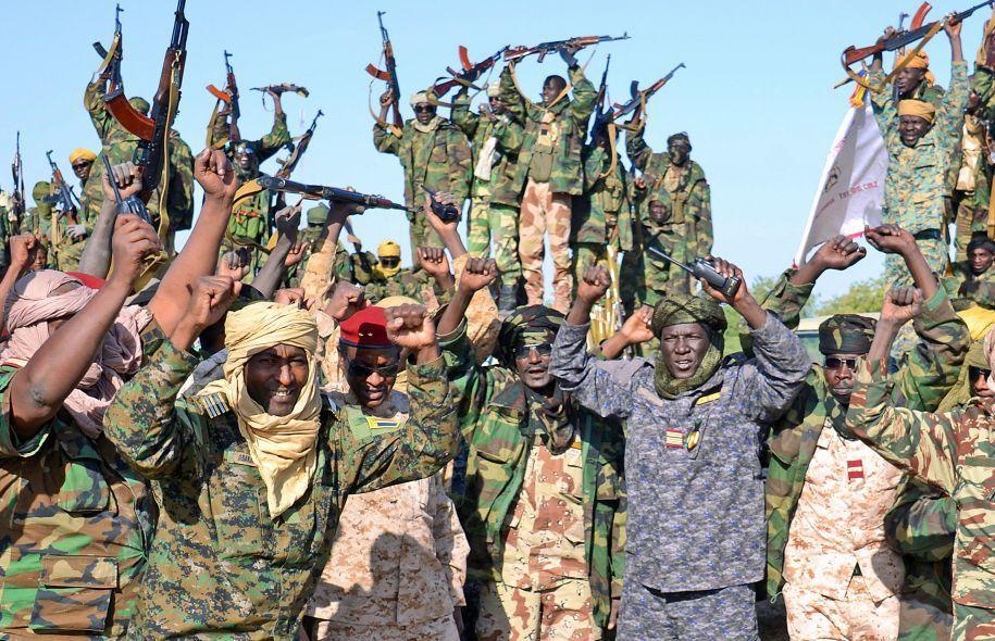 Appel aux vaillants militaires et citoyens tchadiens