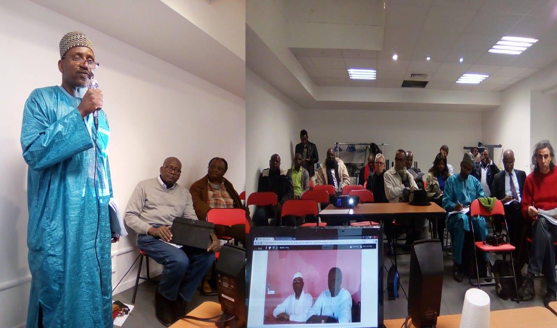 Paris : une conférence de presse sur le cas du Tchad mobilise à la Fondation Gabriel Péri