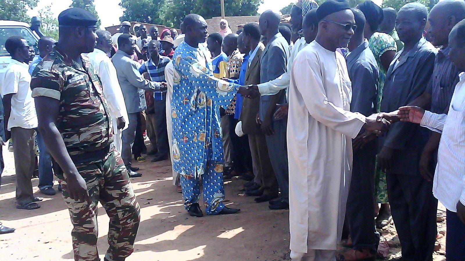 Les 5 candidats poursuivent leur plaidoyer auprès du peuple tchadien