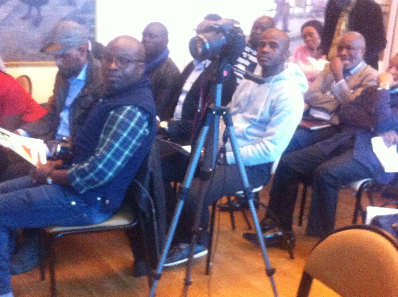 Paris : La coordination Afrique pour l'alternance démocratique appelle à une désobéissance civile massive au Congo-Brazzaville
