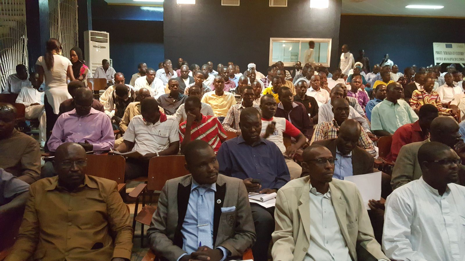 Forum sur l'alternance au Tchad: l'opposition démocratique interpelle la communauté internationale
