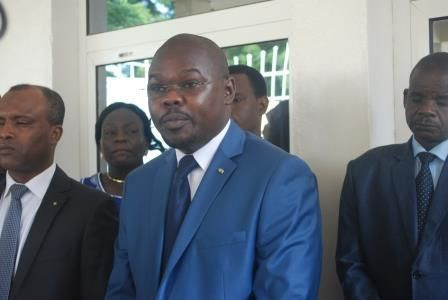 Tchad: traité de laoukoura, le ministre de la jeunesse et de sport méprisé par Moctar Mahamoud, président de la FTFB