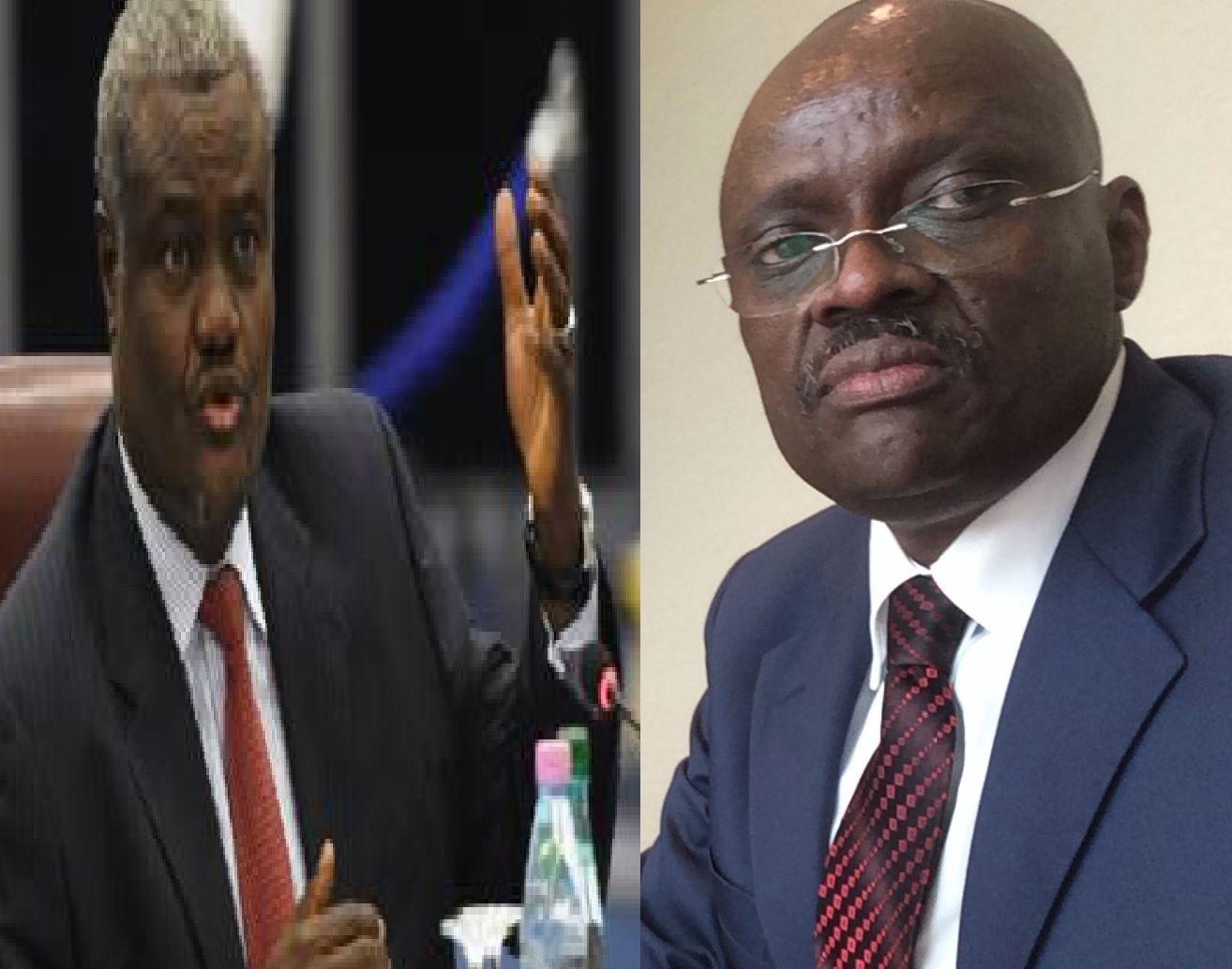 """Tchad  :""""Je refuse Moussa Facki à la tête de  l'Union Africaine"""" Doki Warou Mahamat"""