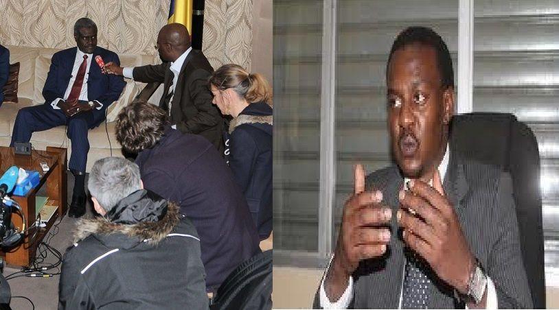 Point de presse de Moussa Faki Mahamat au Tchad:  Zakaria Deby pressenti au MAE