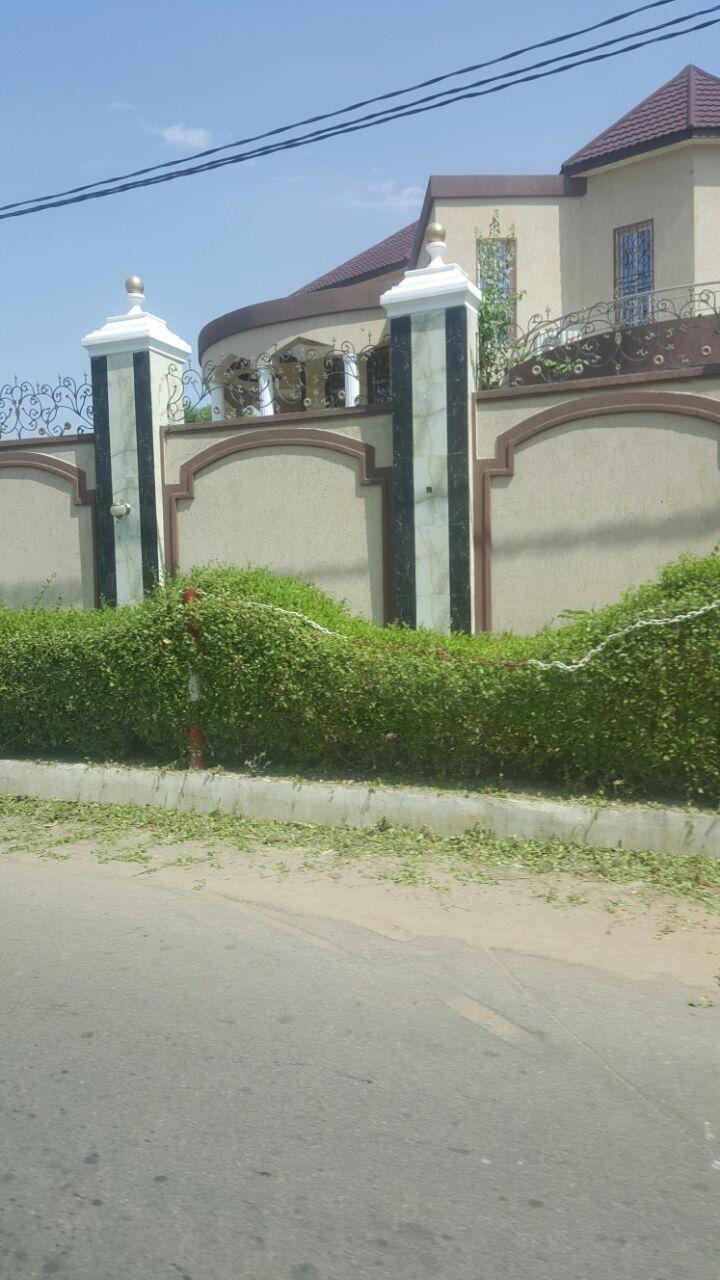 Tchad : somptueuse villa de Salay Deby Itno, petit frère du président Idriss Deby