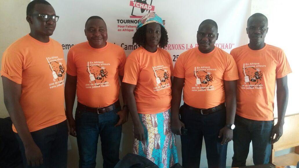 Tchad : le coordonnateur de la coalition internationale, Tournons la Page, Nadjo Kaina enlevé chez lui par l'ANS