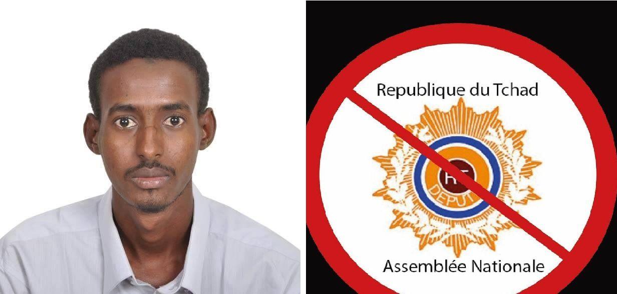 """Appel à la jeunesse au boycott de  l""""Assemblée Nationale Tchadienne"""