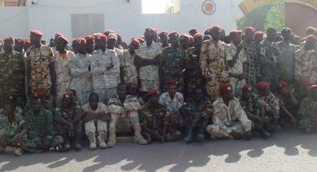 Grogne dans les casernes de l'armée au Tchad