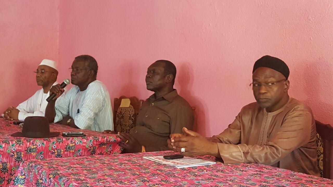 Au Tchad, l'opposition invitée à affronter le MPS dans l'unité face au complot contre Laoukein Médard Kourayo (communiqué de presse)