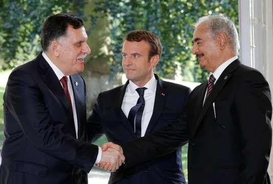 Accord inter-libyen de la Celle-Saint-Cloud: Idriss Deby a réussi à obtenir le départ des rebelles tchadiens