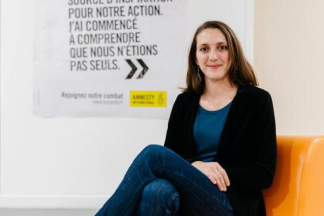 «Comment agir pour les droits humains?» au Campus d'Amnesty International France