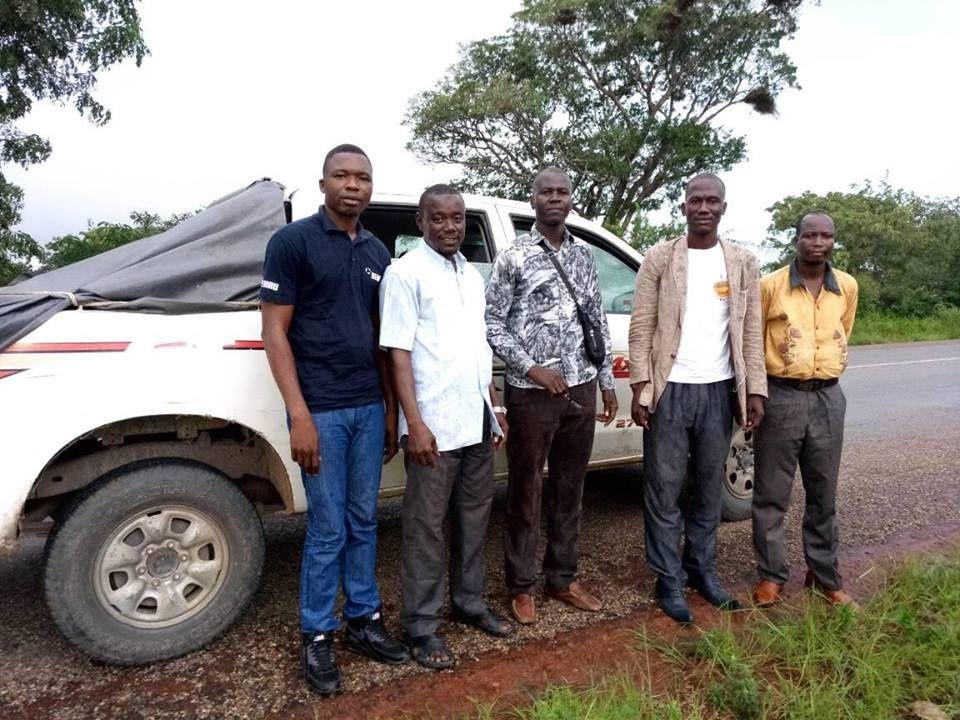 La jeunesse de l'UNDR en tournée de mobilisation dans le pays