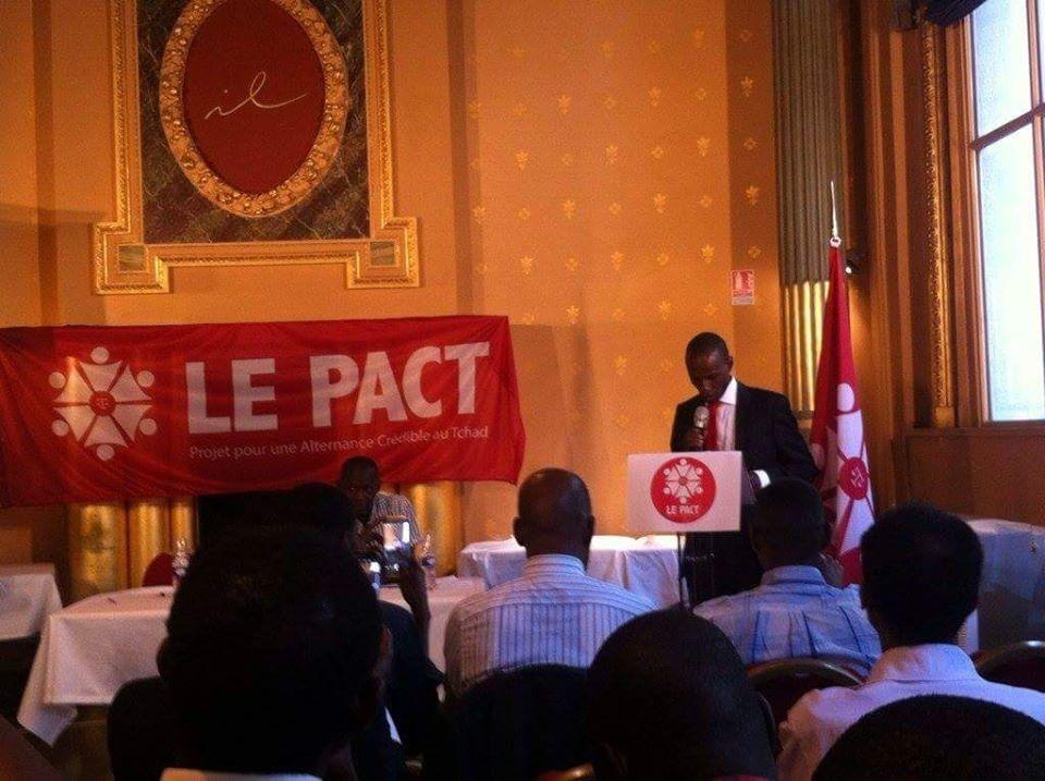Tchad: le PACT exprime sa préoccupation devant l'arrestation des leaders du CCSMR