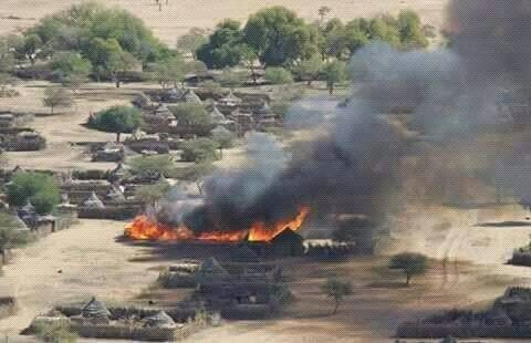 Plusieurs villages brûlés dans le Dar-Tama au Tchad suite à des affrontements meurtrieurs avec les Zaghawas