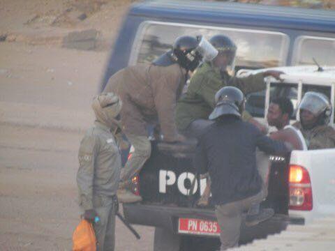 Reprise au Tchad des nouvelles manifestations d'étudiants qui râlent face à une armée répressive et clanique