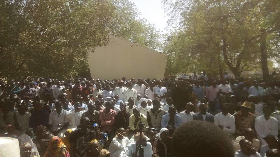 L'UST doit appeler à une grande marche populaire au Tchad : Younous Mahadjir et Barkar Michel doivent prendre leurs responsabilités historiques devant le peuple