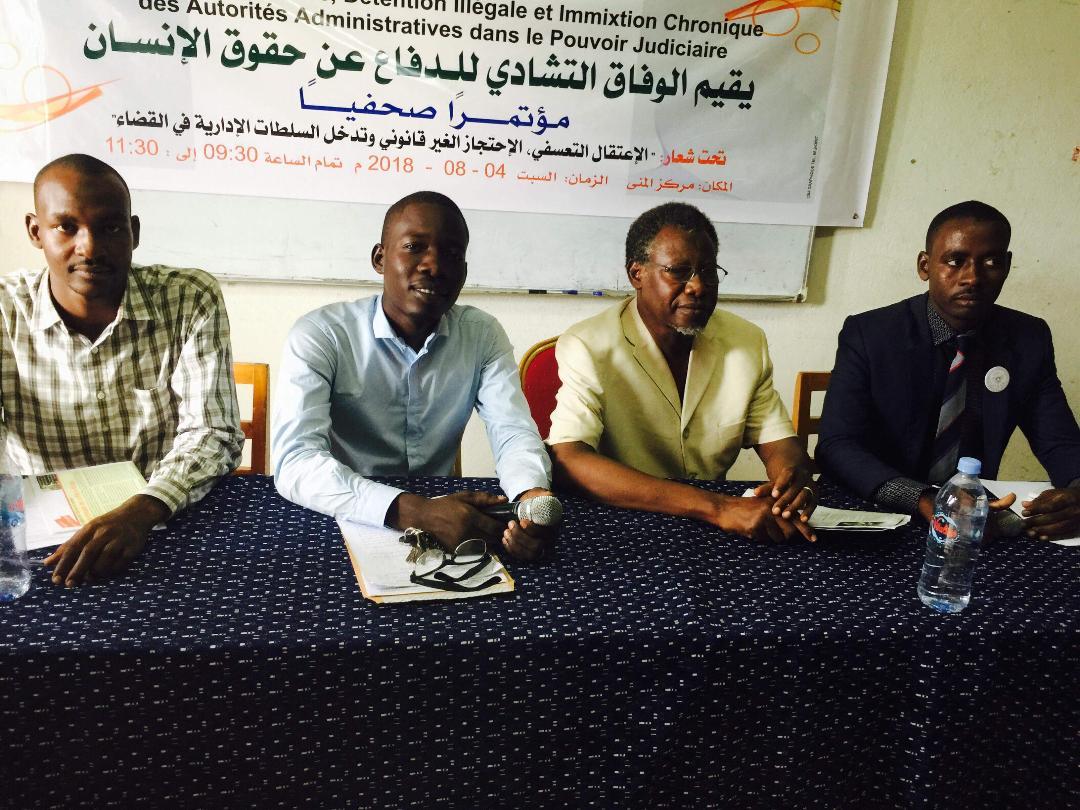 Détentions illégales au Tchad: la CTDDH poursuit la mobilisation pour libérer quatre (4), citoyens arrêtés à Bol