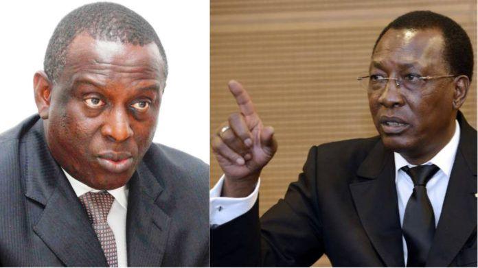 Corruption – Cheikh Tidiane Gadio charge lourdement  le Président tchadien, Idriss Deby