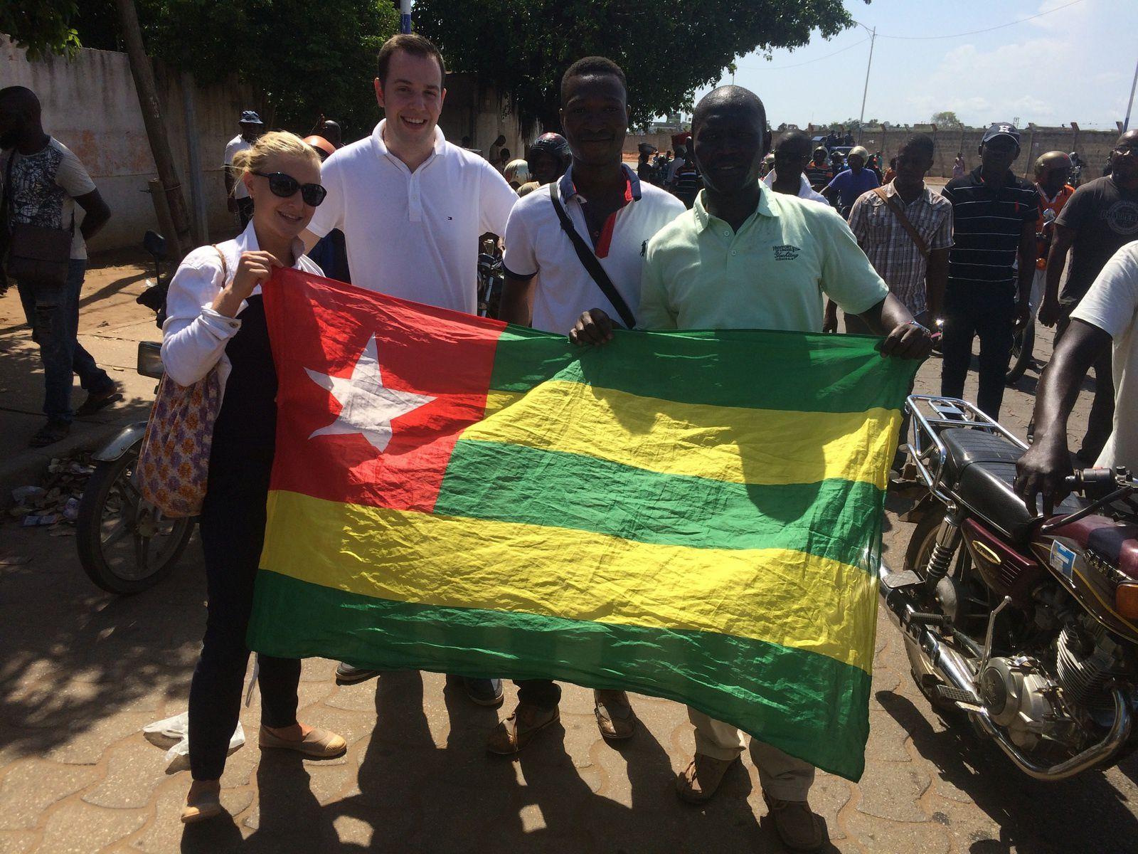 Lomé: le peuple togolais reprend la rue pour exiger plus de liberté et de démocratie
