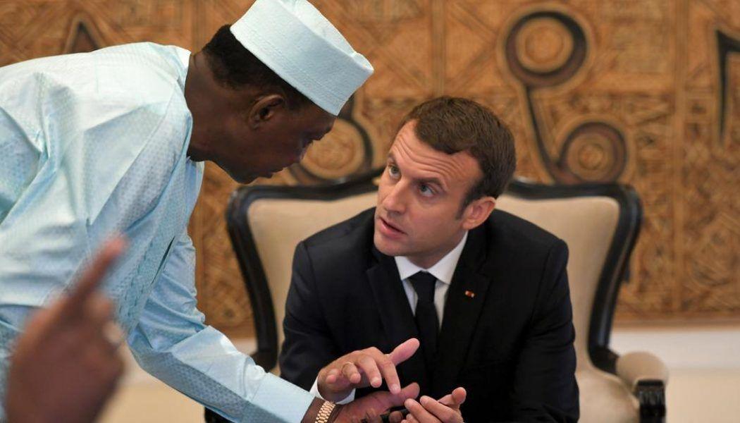 Tchad: il est demandé à Emmanuel MACRON de différer sa visite au pays d'Idriss Deby